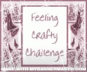 Feeling Crafty Challenge Facebook Page