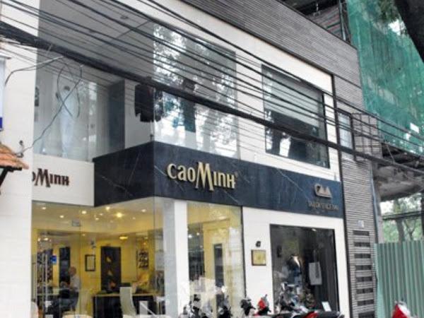 Caominh en distrito 3 de Ho Chi Minh City