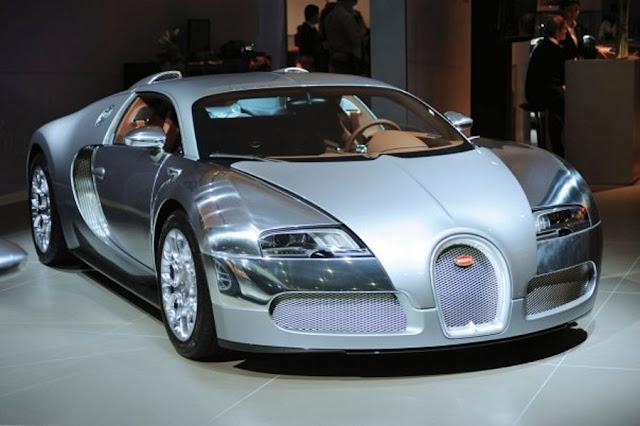 2013 Bugatti Veyron Show