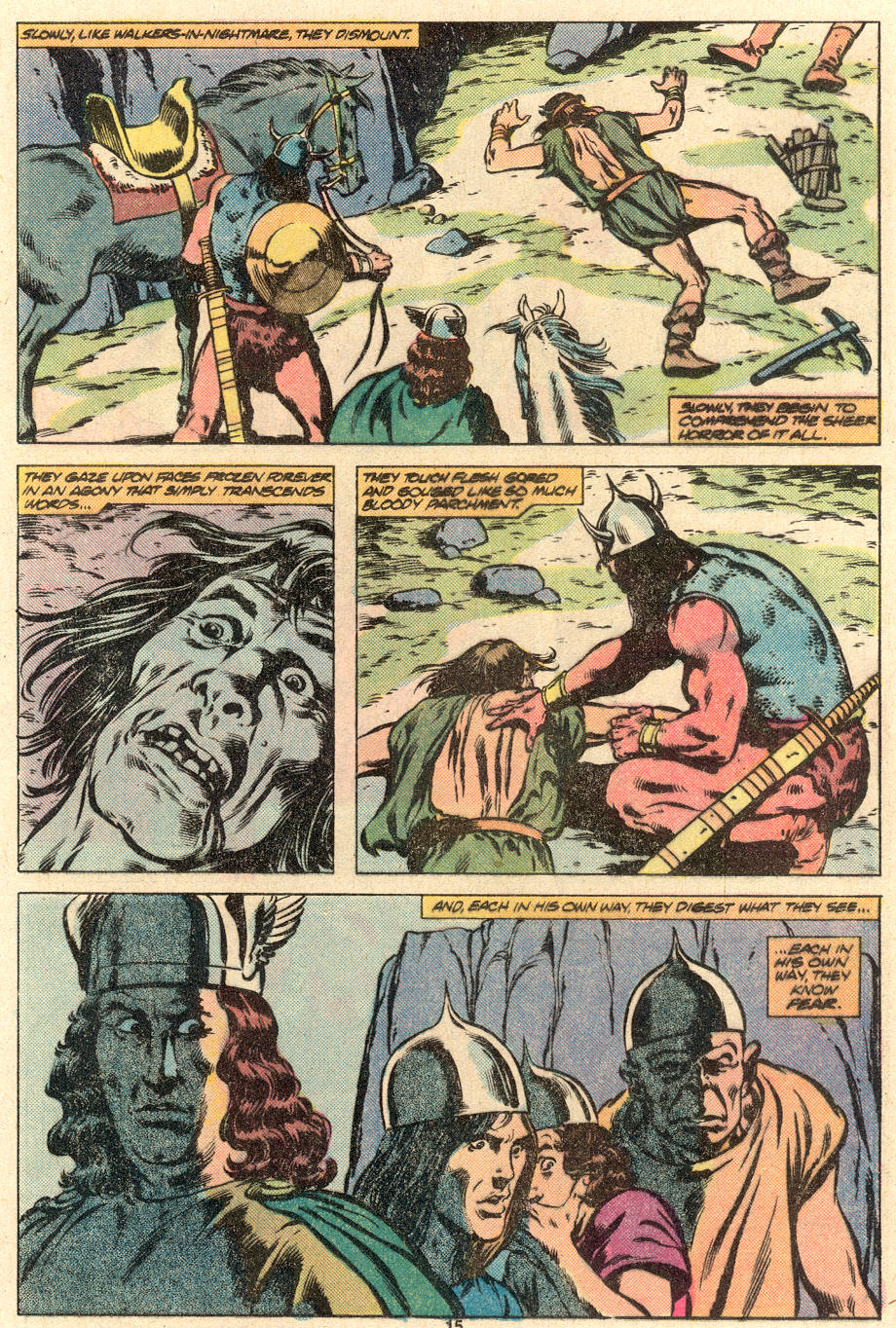 Conan the Barbarian (1970) Issue #123 #135 - English 12
