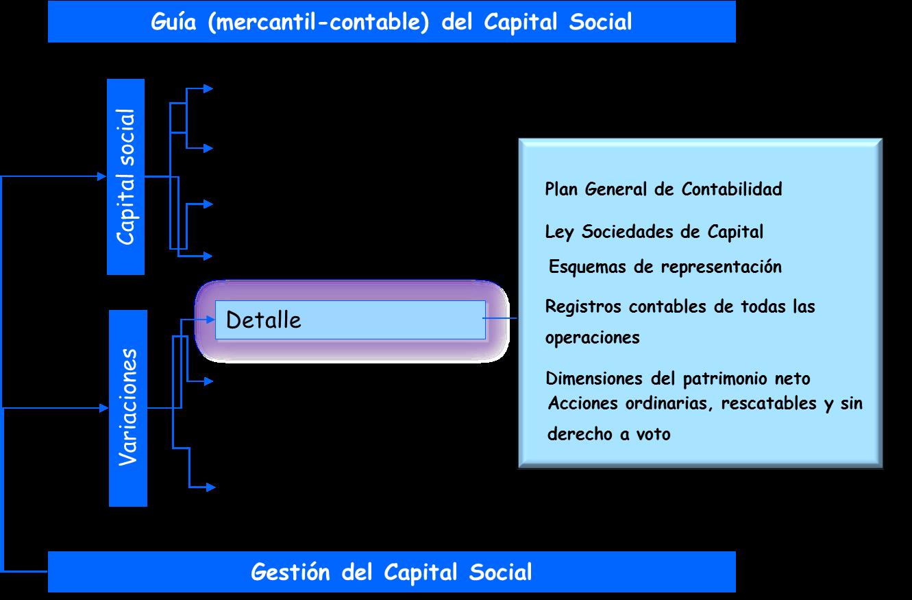 Disponible la Guía (mercantil-contable) del Capital Social ...