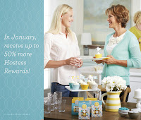 MORE Hostess Rewards in January!