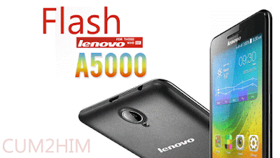 Cara Flash Bootloop Lenovo A5000
