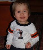 Calvin-  14 months