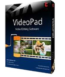 تحميل برنامج تحرير الفيديو VideoPad Video Editor 3.04 مجانا