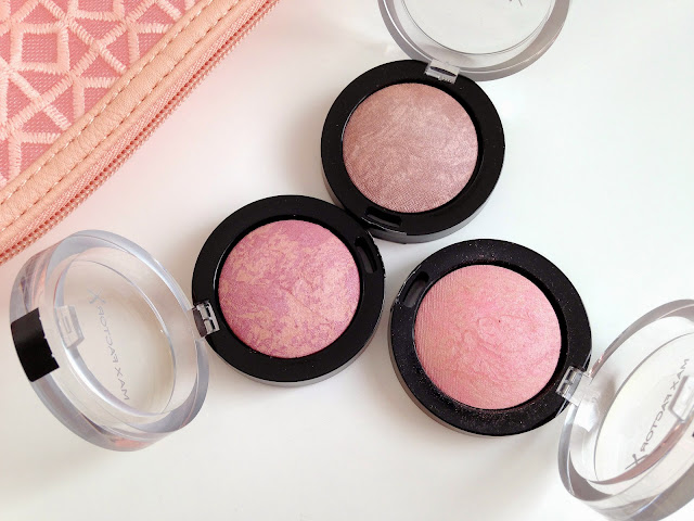 Max Factor Creme Puff Blush Review and Swatches