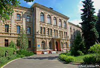 Музей природы Харькова - здание