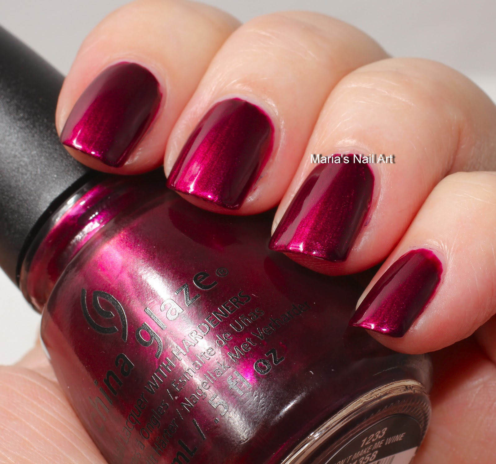 China Glaze Autumn Nights Coll Swatches Part 1 Dont Make Me Wine Red Y Willing Public Relations Kiss My Glass Tounge Chick And Scandalous