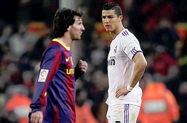 Cristiano Ronaldo and Lionel Messi will face again next season