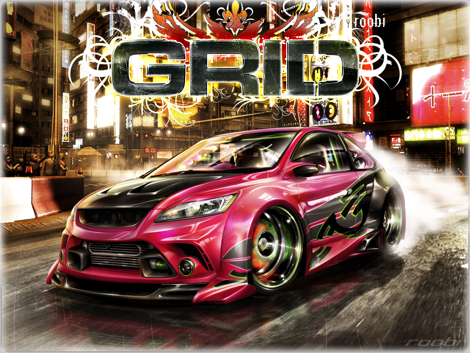 Video games Race Driver GRID Grid Race Driver Grid wallpaper