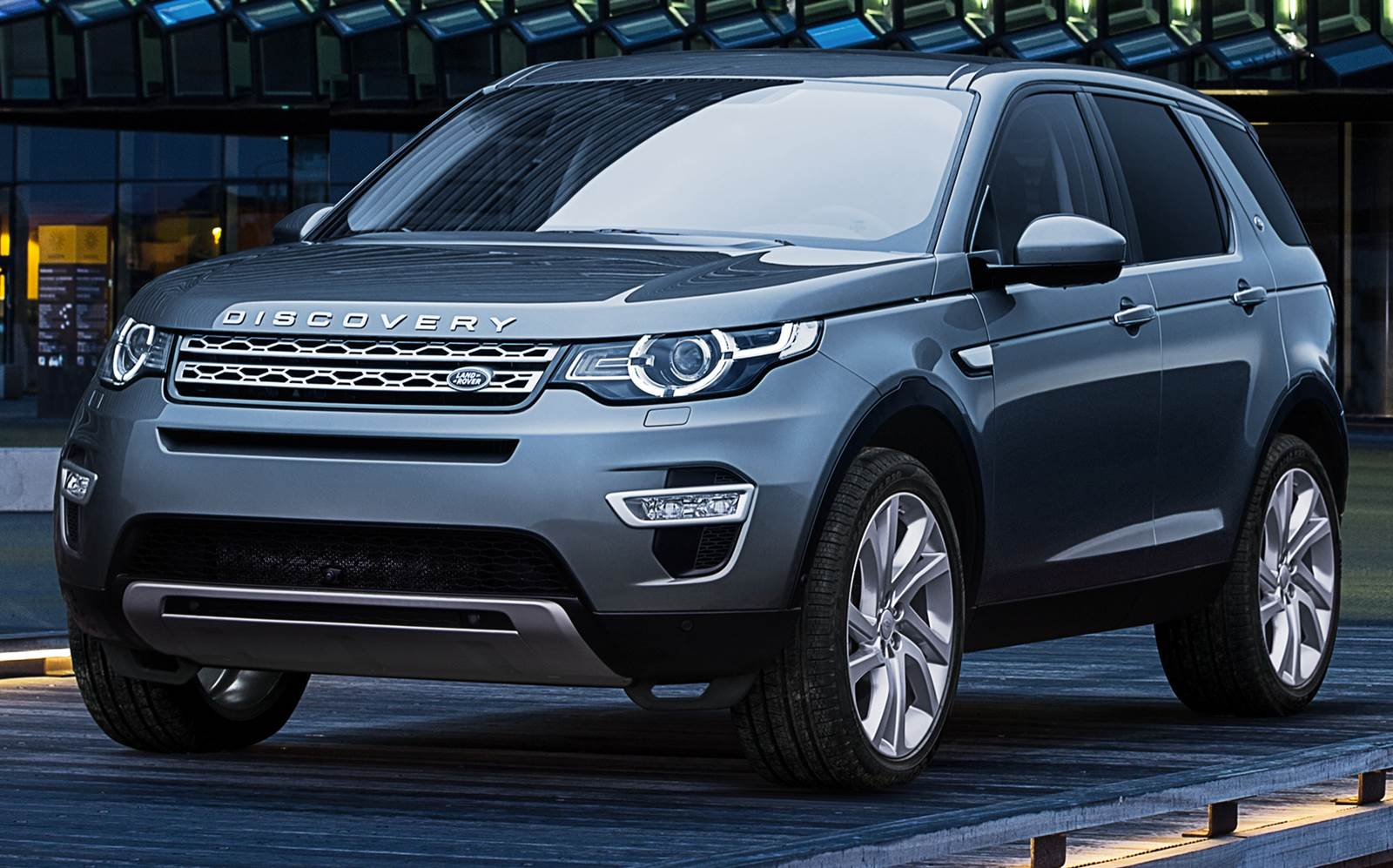 Land Rover Discovery Sport 2015 - Brasil