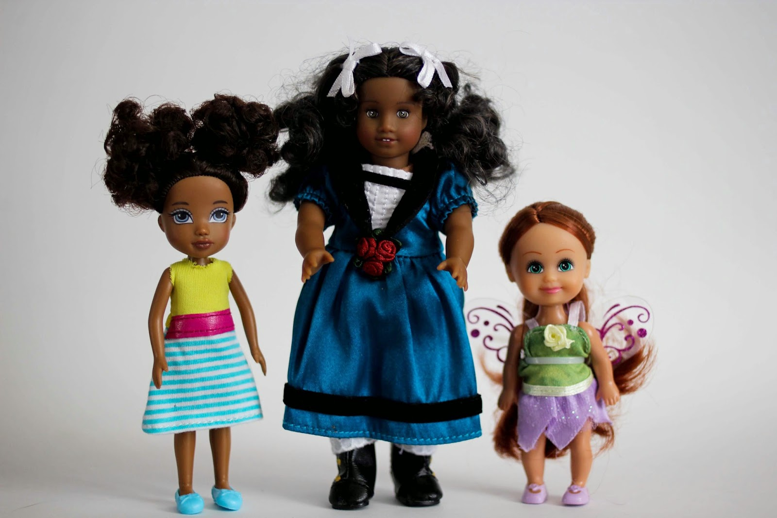 girl cecile American doll