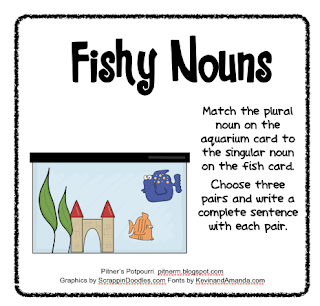 Fishy nouns