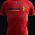 Bélgica apresenta suas camisas para a Copa do Mundo