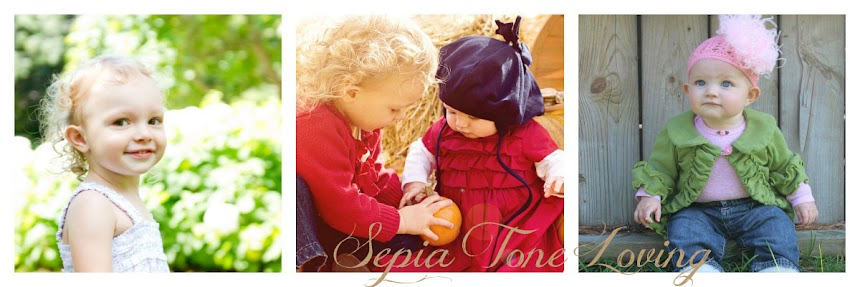 Sepia Tone Loving