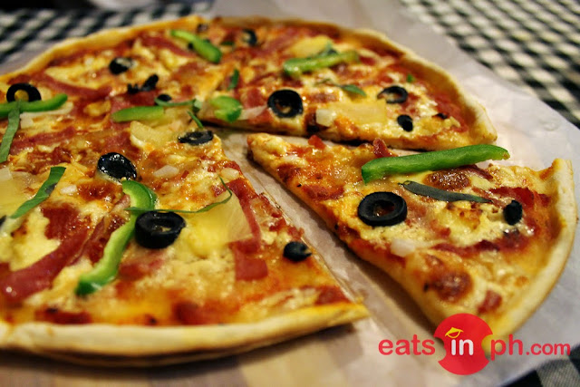 House Special Pizza from Pomodoro Pizza