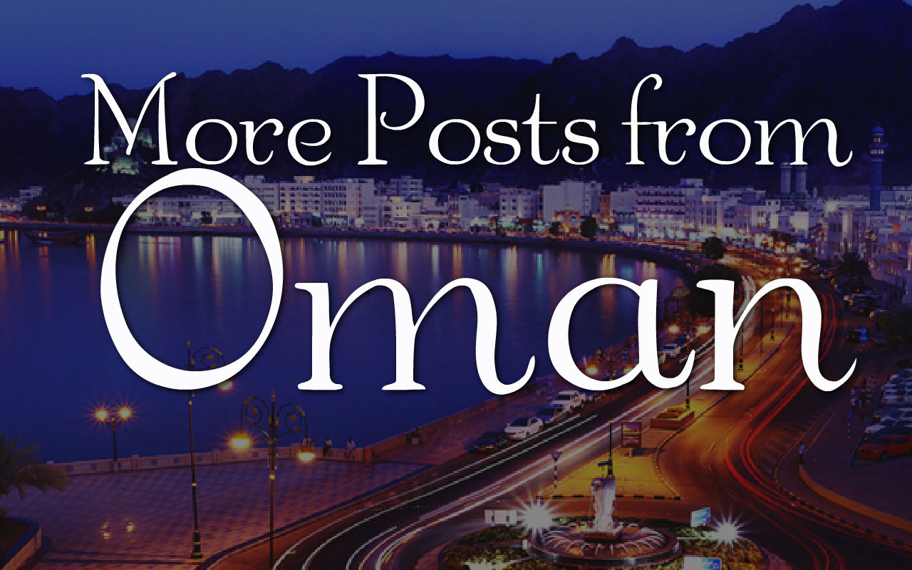 More Posts From Oman