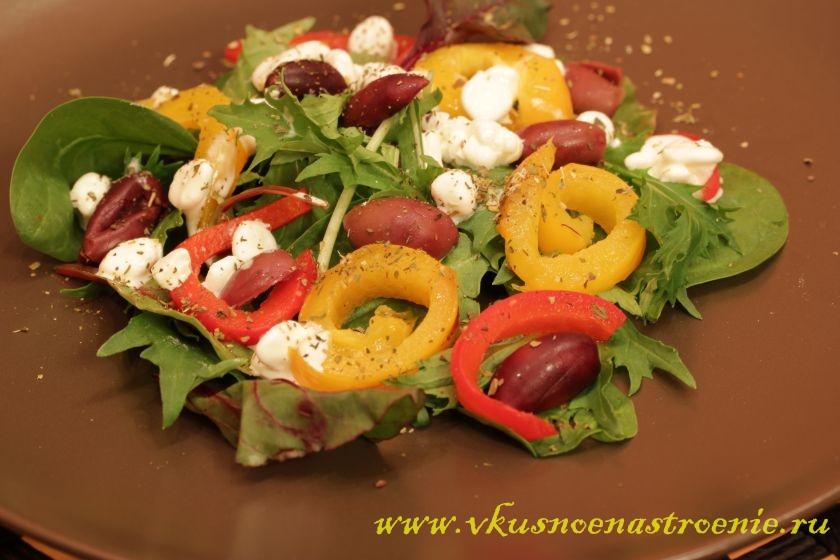 Салат дениска рецепт