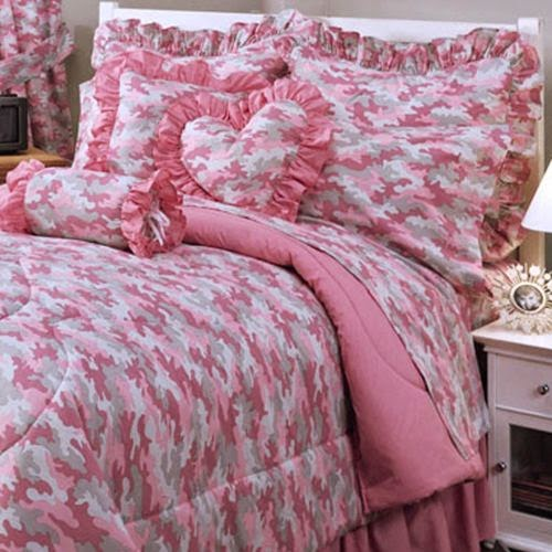 Pink Camo Bedding Sets