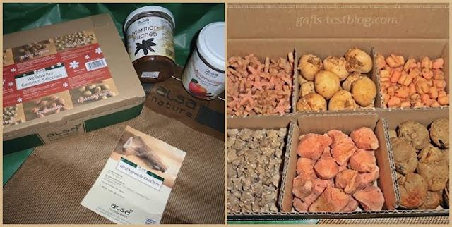 alsa-Hundwelt - Weihnachts-Gourmet-Selection
