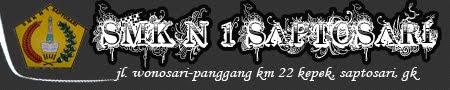 SMK N 1 SAPTOSARI