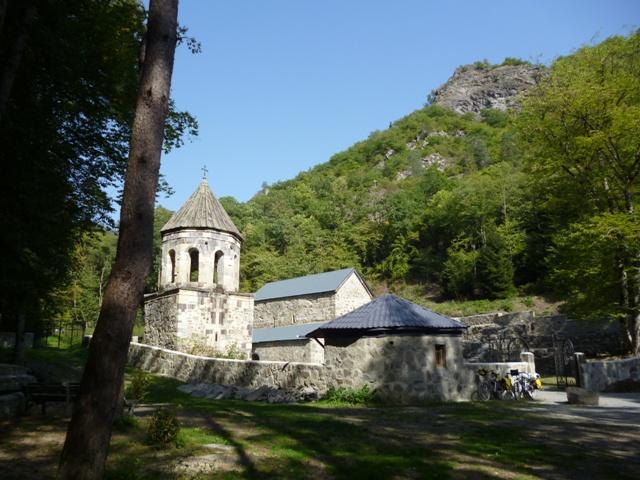 Monasterio Verde