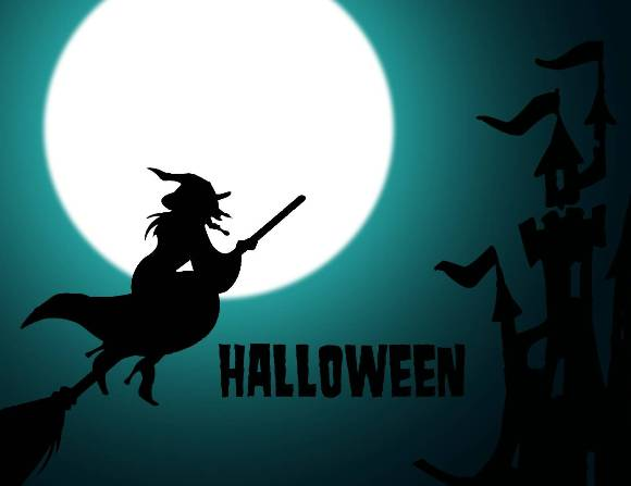 Scary Halloween Greetings, Photos & Whatsapp Status & Display Picture...