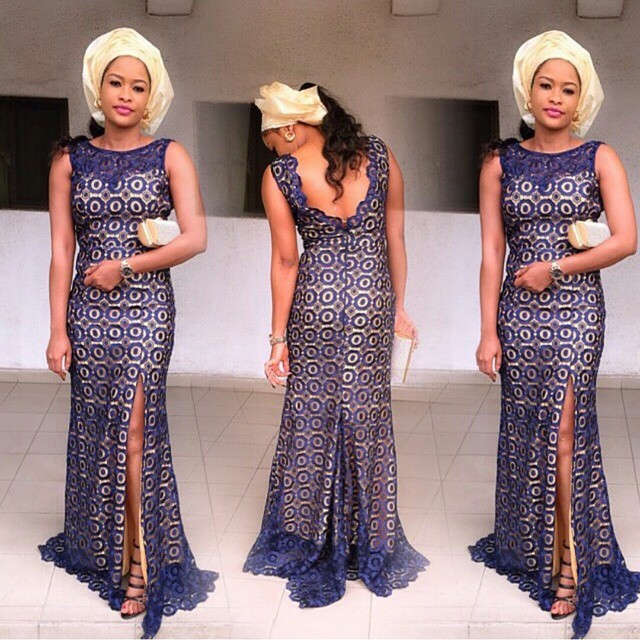 Creative Ankara And Lace Combinations Style Dezango