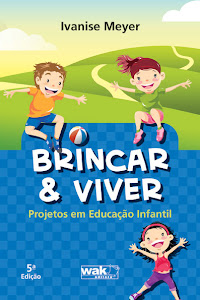 Conheça meu livro: Brincar & Viver