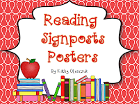 http://www.teacherspayteachers.com/Product/Reading-Signposts-Posters-825968