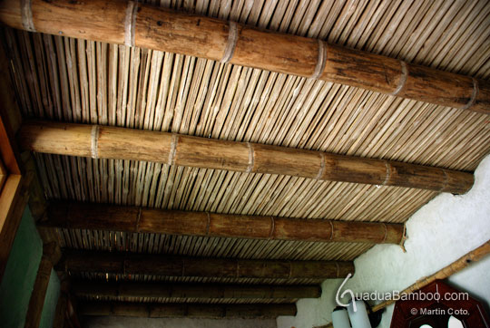 Bamboo Ceiling Bamboo Craft Photo