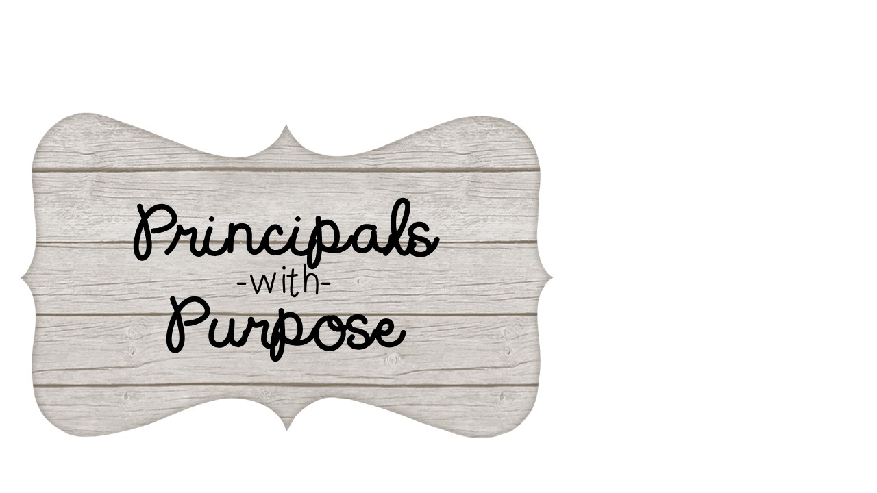 Principals With Purpose