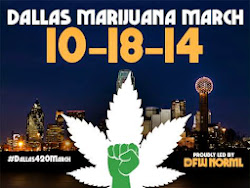 Join the Dallas Marijuana March on 10/18/14!