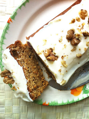 Carrot Cake Using Self Raising Flour And Medium Eggs