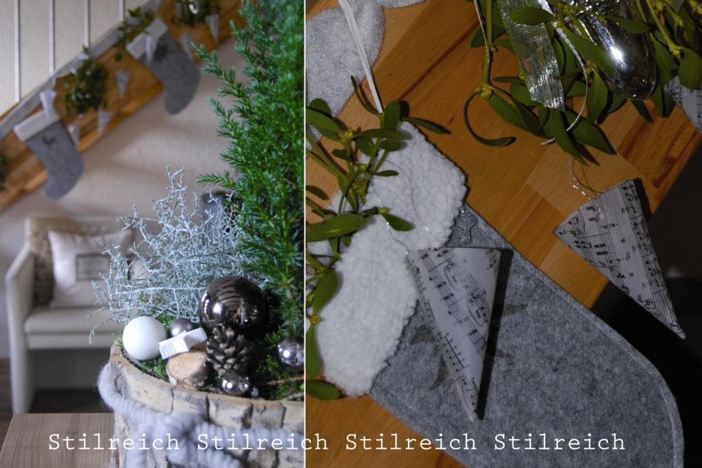 Weihnachtsgirlande s t i l r e i c h blog - Stilreich blog ...