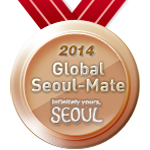 Global Seoul Mate Badge