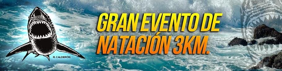GRAN EVENTO DE NATACIÓN 3 Km