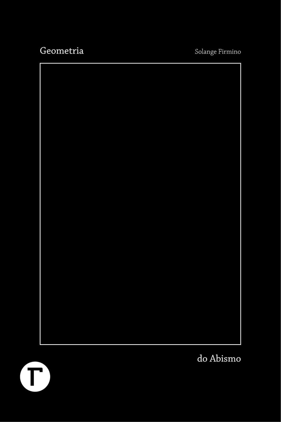 capa do livro 'Geometria do abismo'