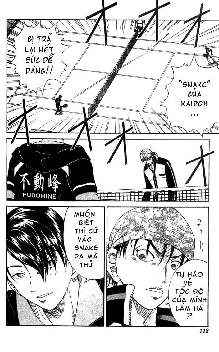 Prince of Tennis chap 31 Trang 9