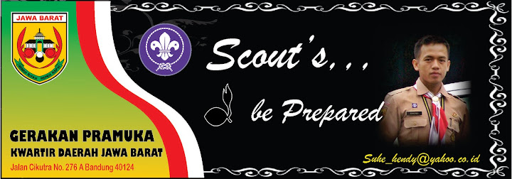 scout's be prepared