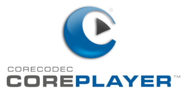 CorePlayer Funcionando con el Navegador