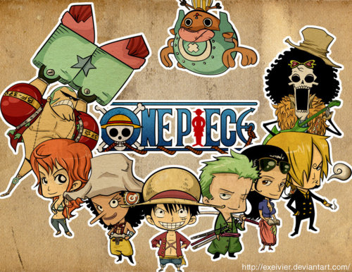 Kata-kata mutiara di anime One Piece