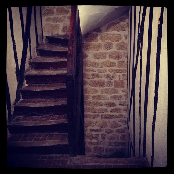 staircase paris