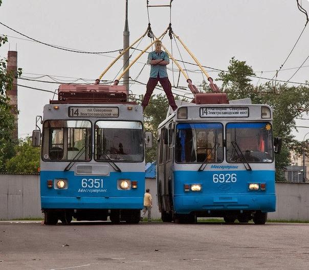 Ответ Вольво - троллейбус