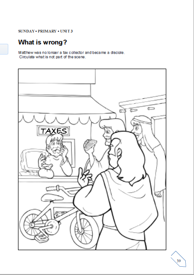 Holiday Coloring Pages  Pharisee And Tax Collector Coloring Page