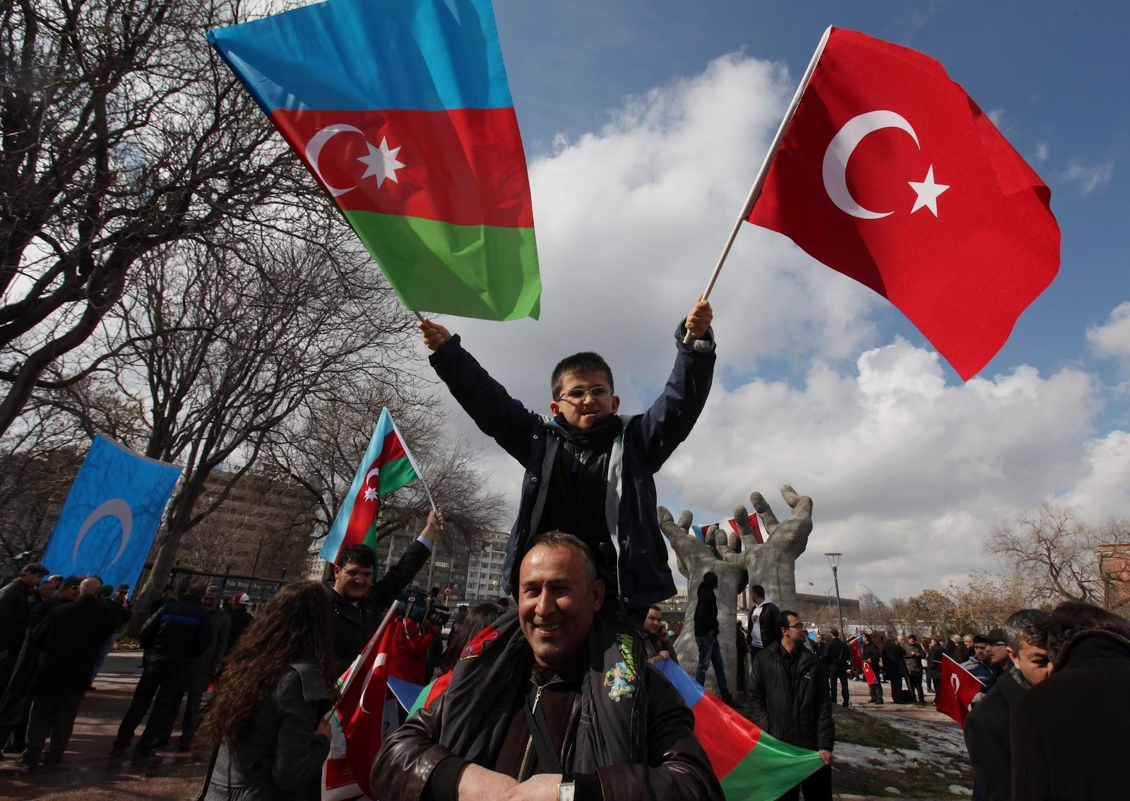 azerbaijan türkei