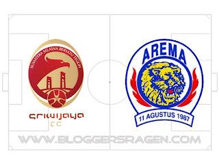 Prediksi Pertandingan Sriwijaya FC vs Arema