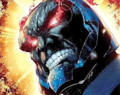 Darkseid, DC Comics, New Gods, Jack Kirby, Fourth World