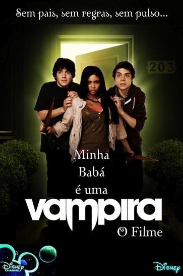 Filme Minha Babá é Uma Vampira O Filme Dublado AVI DVDRip