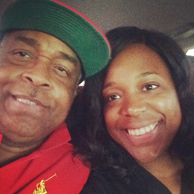 Daddy Dearest! Check Out Moet Abebe's Dad